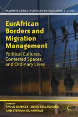 Omslag - Eurafrican Borders and Migration Management 2016
