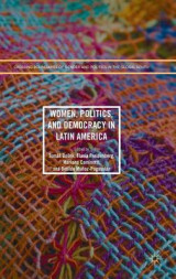 Omslag - Women, Politics, and Democracy in Latin America 2017