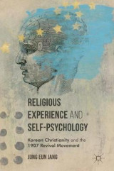 Omslag - Religious Experience and Self-Psychology 2016