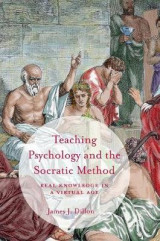 Omslag - Teaching Psychology and the Socratic Method 2016