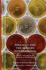 Omslag - Foucault and the Modern International