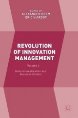 Omslag - Revolution of Innovation Management: Internationalization and Business Models Volume 2