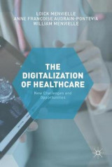 Omslag - The Digitization of Healthcare
