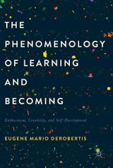 Omslag - The Phenomenology of Learning and Becoming
