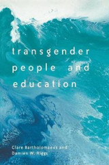 Omslag - Transgender People and Education