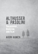 Omslag - Althusser and Pasolini