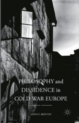 Omslag - Philosophy and Dissidence in Cold War Europe
