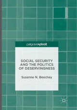Omslag - Social Security and the Politics of Deservingness