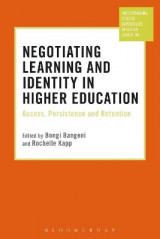 Omslag - Negotiating Learning and Identity in Higher Education