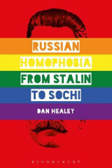 Omslag - Russian Homophobia from Stalin to Sochi