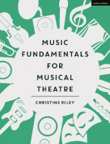 Omslag - Music Fundamentals for Musical Theatre