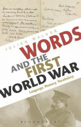 Omslag - Words and the First World War
