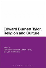 Omslag - Edward Burnett Tylor, Religion and Culture