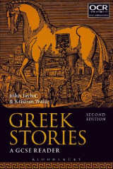 Omslag - Greek Stories