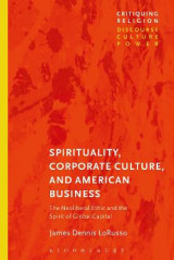 Omslag - Spirituality, Corporate Culture and American Business