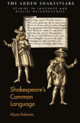 Omslag - Shakespeare's Common Language