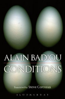 Conditions av Alain Badiou (Heftet)