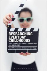 Omslag - Researching Everyday Childhoods