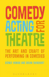 Omslag - Comedy Acting for Theatre