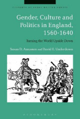 Omslag - Gender, Culture and Politics in England, 1560-1640