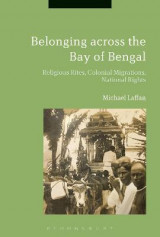 Omslag - Belonging across the Bay of Bengal