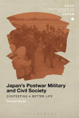 Omslag - Japan's Postwar Military and Civil Society