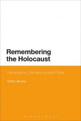 Omslag - Remembering the Holocaust