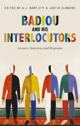 Omslag - Badiou and His Interlocutors