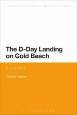 Omslag - The D-Day Landing on Gold Beach
