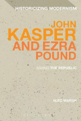 Omslag - John Kasper and Ezra Pound