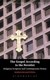 Omslag - The Gospel According to the Novelist