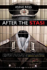 Omslag - After the Stasi