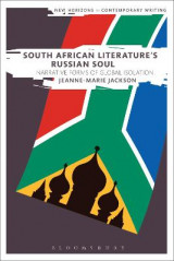 Omslag - South African Literature's Russian Soul