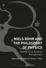 Omslag - Niels Bohr and the Philosophy of Physics