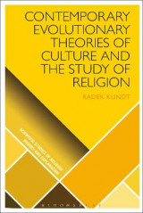 Omslag - Contemporary Evolutionary Theories of Culture and the Study of Religion