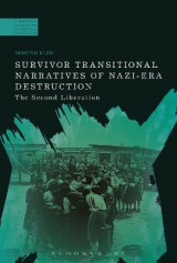 Omslag - Survivor Transitional Narratives of Nazi-Era Destruction