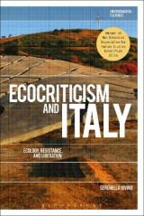 Omslag - Ecocriticism and Italy