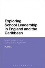 Omslag - Exploring School Leadership in England and the Caribbean