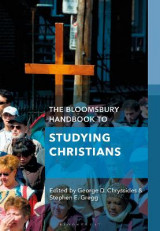 Omslag - The Bloomsbury Handbook to Studying Christians