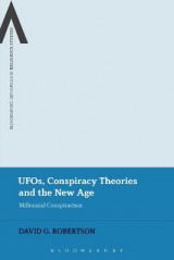 Omslag - UFOs, Conspiracy Theories and the New Age