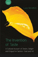 Omslag - The Invention of Taste