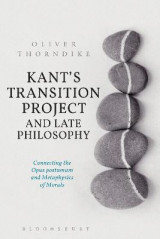 Omslag - Kant's Transition Project and Late Philosophy