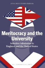 Omslag - Meritocracy and the University