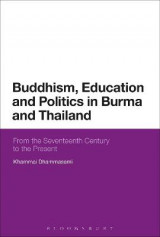 Omslag - Buddhism, Education and Politics in Burma and Thailand