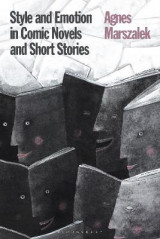 Omslag - Style and Emotion in Comic Novels and Short Stories