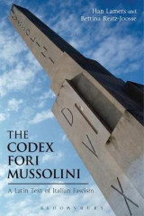 Omslag - The Codex Fori Mussolini