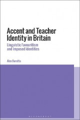 Omslag - Accent and Teacher Identity in Britain