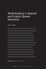 Omslag - World Building in Spanish and English Spoken Narratives