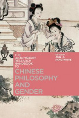 Omslag - The Bloomsbury Research Handbook of Chinese Philosophy and Gender