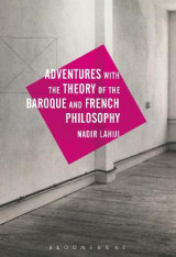 Omslag - Adventures with the Theory of the Baroque and French Philosophy